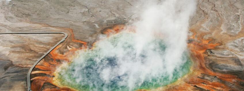 世界の温泉分布地図 — 火山国・日本とヨーロッパの温泉文化