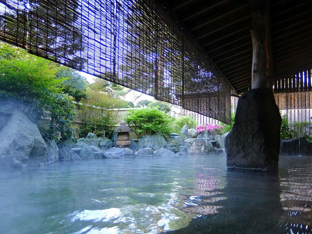 硫酸塩泉 玉造温泉(島根県)